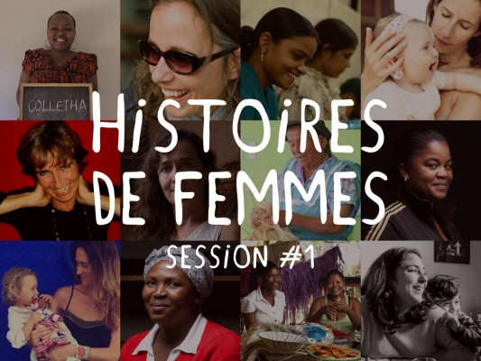 Storie - Journee internationale des femmes 2017
